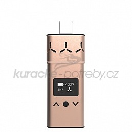 AirVape XS Red Gold vaporizer