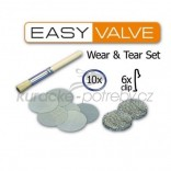 Wear a Tear set pro Volcano Easy Valve